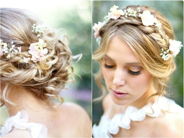 Wedding Hairstyles For Fine Hair – Hairstyles Twine | Wedding Intended For Wedding Hairstyles For Long And Thin Hair (View 13 of 15)