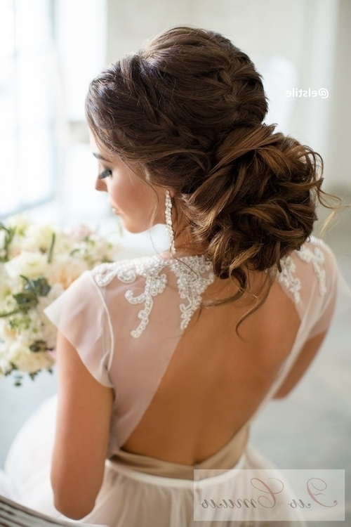 Wedding Hairstyles For Long Hair | Elstyle Wedding Hairstyle Long Hair With Elstile Wedding Hairstyles For Long Hair (View 3 of 15)
