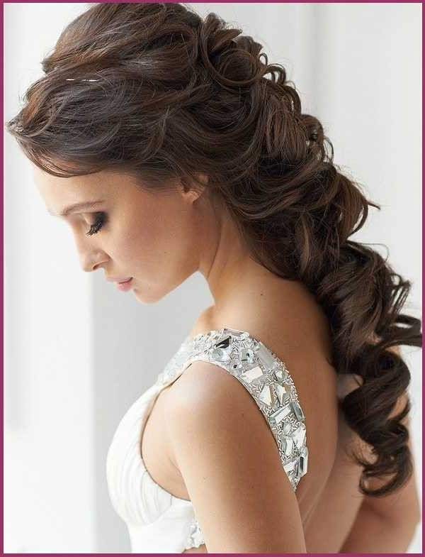 Wedding Hairstyles For Long Hair For The Bridesmaids In Wedding Hairstyles For Long Length Hair (View 7 of 15)