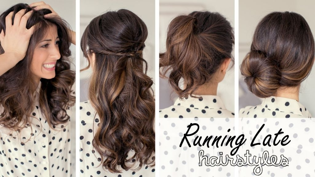 Wedding Hairstyles For Long Hair | Hairjos Inside Wedding Hairstyles That You Can Do At Home (View 6 of 15)