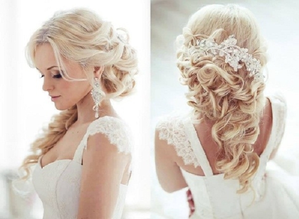 Wedding Hairstyles For Long Hair Half | Medium Hair Styles Ideas – 23873 With Pin Up Wedding Hairstyles (View 13 of 15)