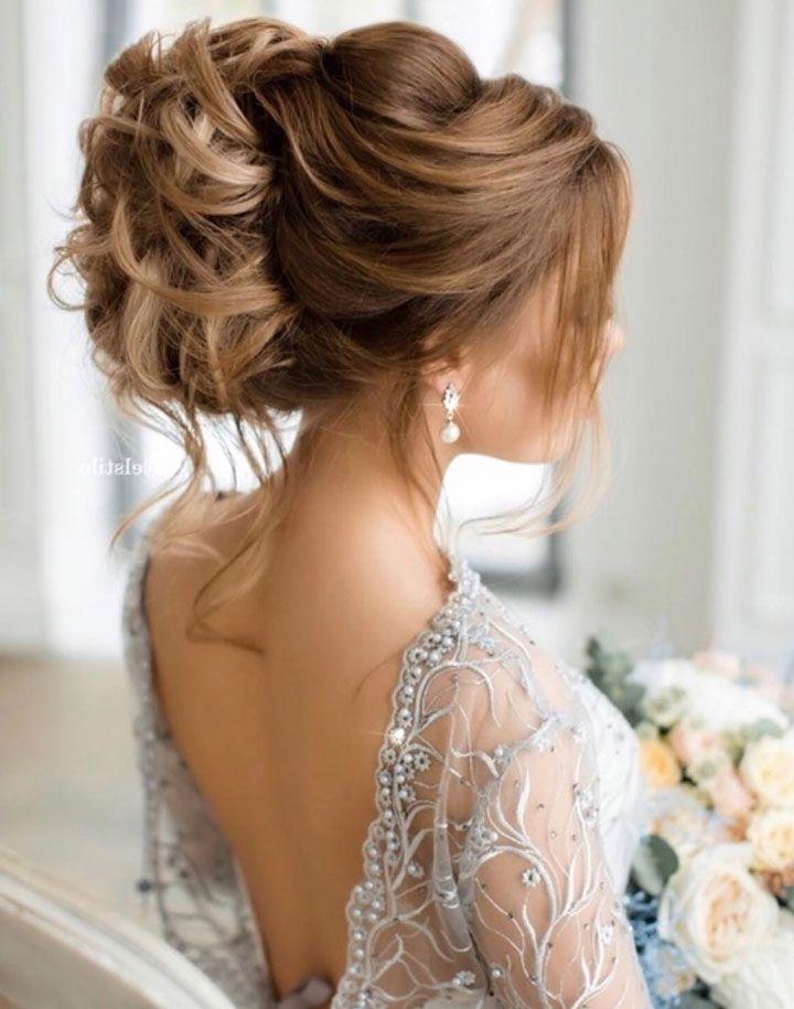 Wedding Hairstyles For Long Hair Very Easily Be Varied | Home Design Regarding Classic Wedding Hairstyles For Long Hair (View 15 of 15)