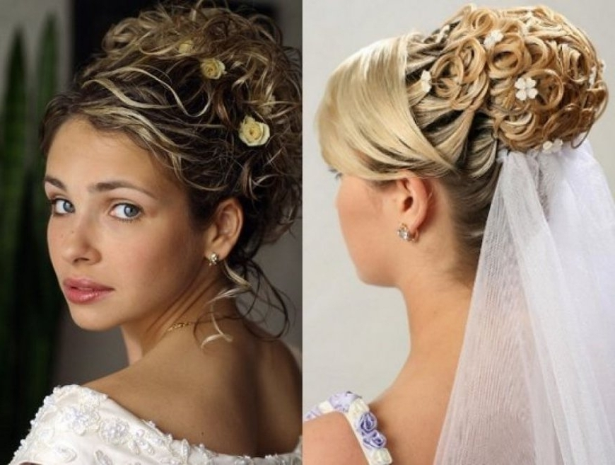 Wedding Hairstyles For Long Hair With Veil – Hair Styles Intended For Wedding Hairstyles For Long Hair With Veil (View 11 of 15)