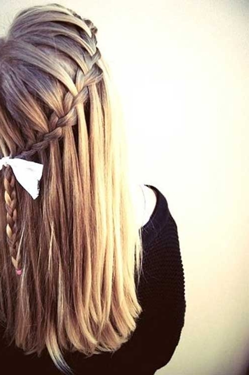Wedding Hairstyles For Long Straight Hair | Hair Color Ideas And With Regard To Wedding Hairstyles For Long Straight Hair (View 13 of 15)