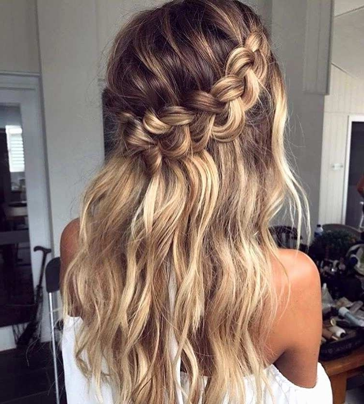 Wedding Hairstyles For Long Thin Hair Unique 40 Best Hairstyles For In Wedding Hairstyles For Long Thin Hair (View 14 of 15)