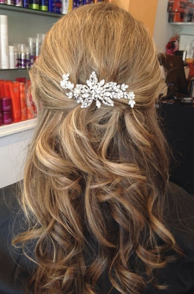 Wedding Hairstyles For Medium Length Fine Hair | Fade Haircut With Wedding Hairstyles For Fine Hair Long Length (View 14 of 15)