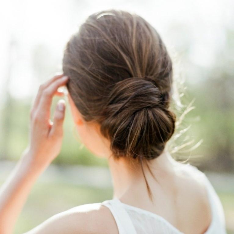 Wedding Hairstyles For Modern Brides | Brides In Modern Wedding Hairstyles (View 14 of 15)