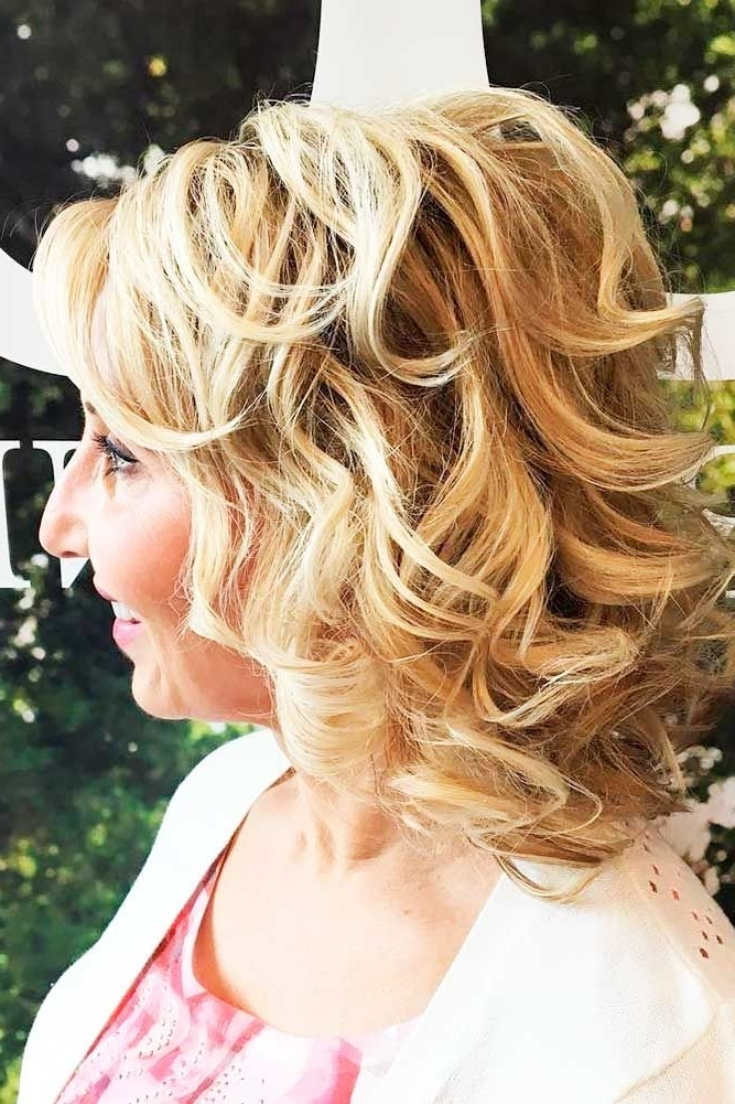 Wedding Hairstyles For Mother Of The Bride Lovely Wedding Hairstyles With Mother Of Bride Wedding Hairstyles (View 7 of 15)