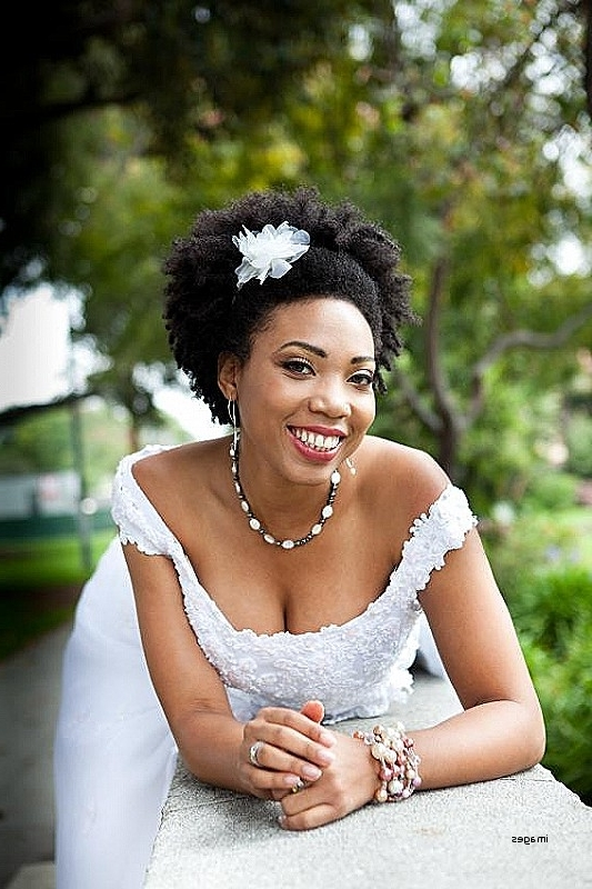 Wedding Hairstyles For Natural African American Hair Best Of Of With Wedding Hairstyles For Natural African American Hair (View 10 of 15)