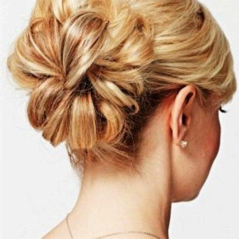 Wedding Hairstyles For Thin Hair, Indian Wedding Hairstyles For Throughout Indian Wedding Hairstyles For Short And Thin Hair (View 15 of 15)