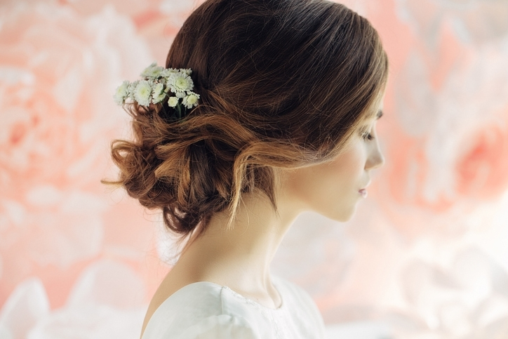 Wedding Hairstyles For Thin Hair – Toppik Blog Intended For Wedding Hairstyles For Thin Hair (View 7 of 15)