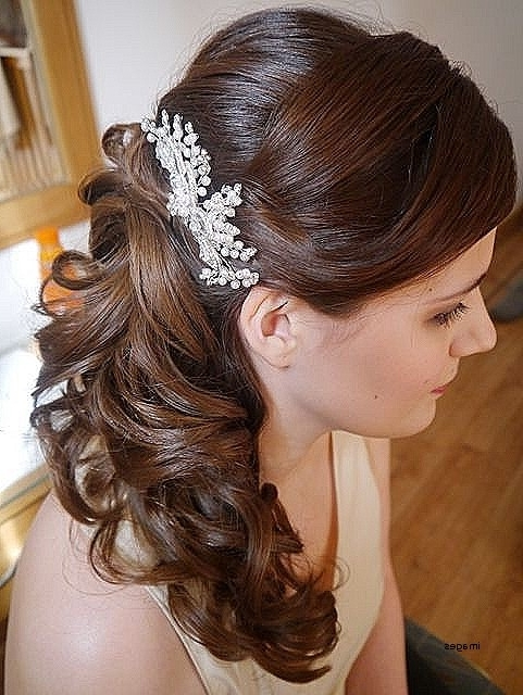 Wedding Hairstyles: Fresh Hairstyles To The Side With Curls For In Wedding Hairstyles To The Side With Curls (View 6 of 15)