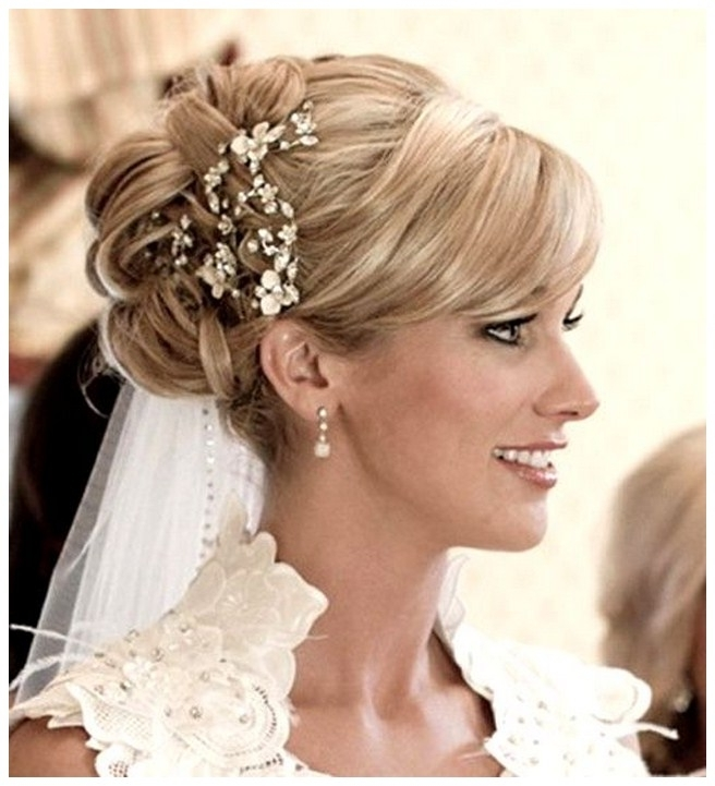 Wedding Hairstyles Ideas: Deciding The Modern Wedding Hairstyle As With Regard To Modern Wedding Hairstyles (View 6 of 15)