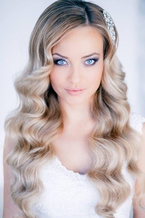 Wedding Hairstyles Ideas: Long Hair All Down Curly Hairstyles For In Wedding Guest Hairstyles For Long Hair Down (View 10 of 15)