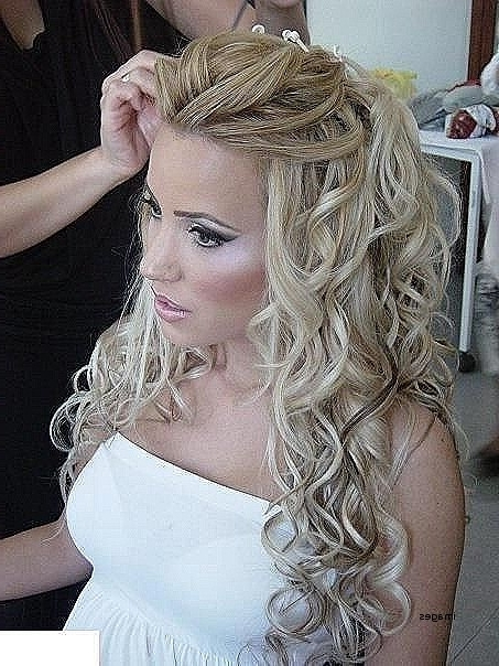 Wedding Hairstyles: Inspirational Wedding Hairstyles With Long With Wedding Hairstyles For Long Hair Extensions (View 14 of 15)