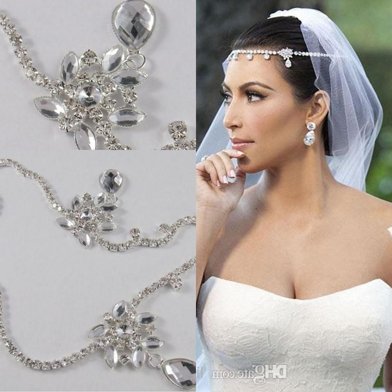 Wedding Hairstyles : Kim Wedding Hair Pieces (View 12 of 15)