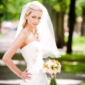 Wedding Hairstyles Long Hair Half Up Veil Beautiful 18 Gorgeous In Wedding Hairstyles For Long Hair Half Up With Veil (View 4 of 15)