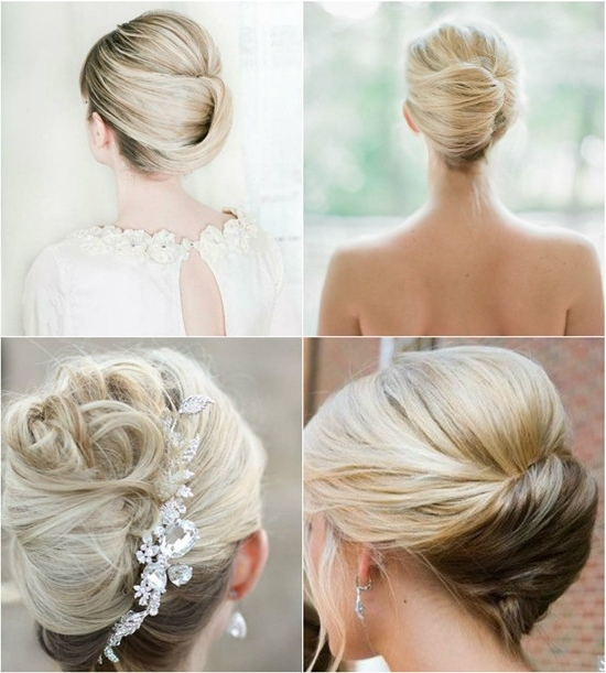 Wedding Hairstyles Looks: Wedding Updos 2015 – Vpfashion Pertaining To Classic Wedding Hairstyles (View 6 of 15)