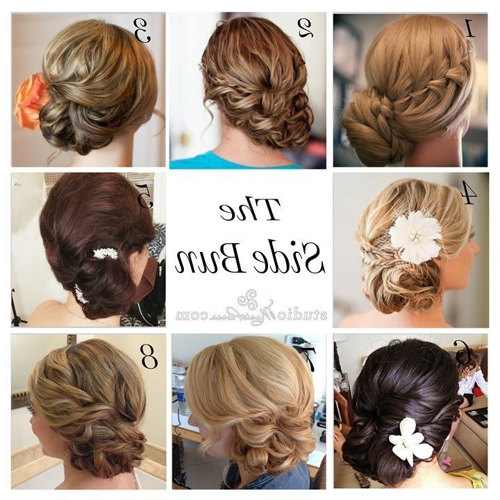 Wedding Hairstyles Low Side Bun Images | Wedding Hair Styles For Buns To The Side Wedding Hairstyles (View 12 of 15)