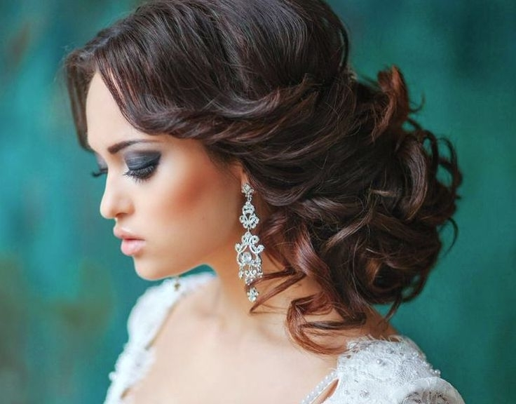 Wedding Hairstyles | Medium Hair Styles Ideas – 17266 Intended For Modern Wedding Hairstyles For Bridesmaids (View 15 of 15)