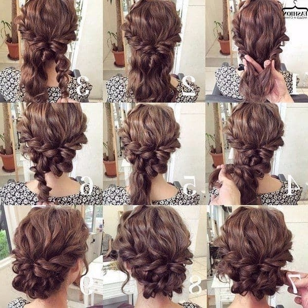 Featured Photo of Diy Wedding Hairstyles For Shoulder Length Hair