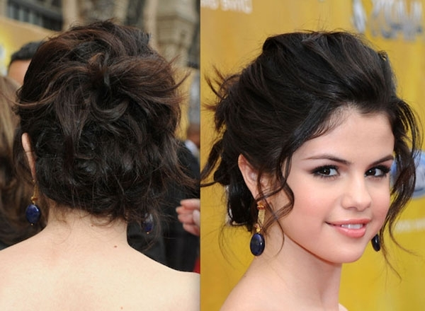Wedding Hairstyles Perfect For Every Face Shape Inside Wedding Hairstyles For Round Face (View 4 of 15)