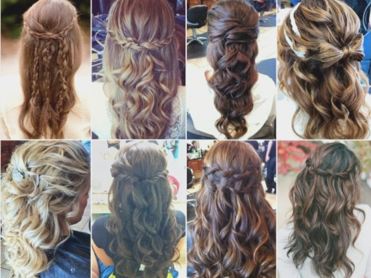 Wedding Hairstyles Plaits And Curls Cool – Wodip – 43North (View 8 of 15)