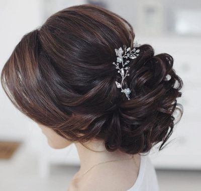 Wedding Hairstyles Put Up | Hair Styles | Pinterest | Weddings, Hair Within Put Up Wedding Hairstyles (View 12 of 15)