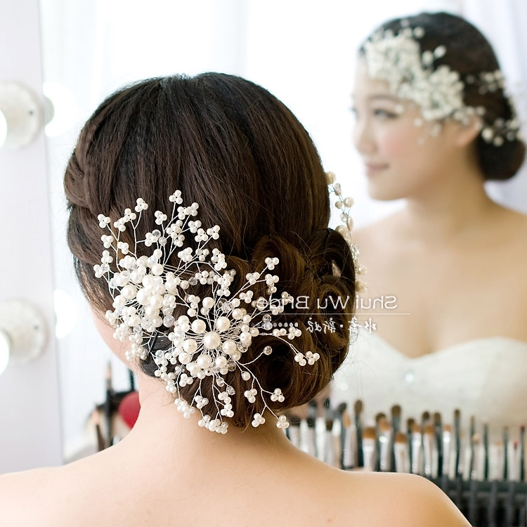 Wedding Hairstyles : Real Hair Pieces For Weddings (View 13 of 15)