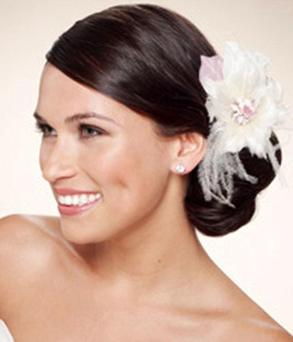 Wedding Hairstyles Side Bun | Best Wedding Hairs In Buns To The Side Wedding Hairstyles (View 14 of 15)
