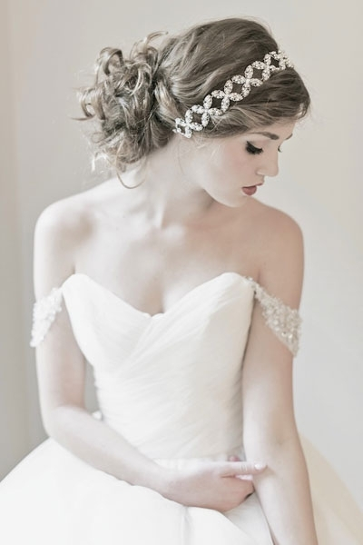 Wedding Hairstyles That Cover Your Ears – Women Hairstyles With Regard To Wedding Hairstyles That Cover Ears (View 14 of 15)