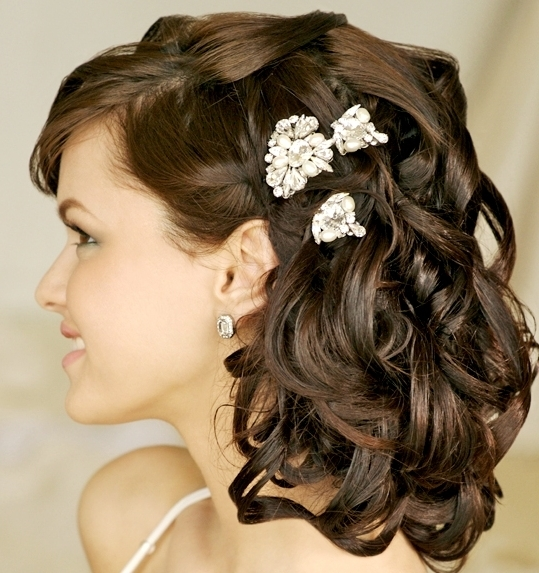 Wedding Hairstyles Tips For An Important Event – My Bride Hairs With Wedding Event Hairstyles (View 5 of 15)
