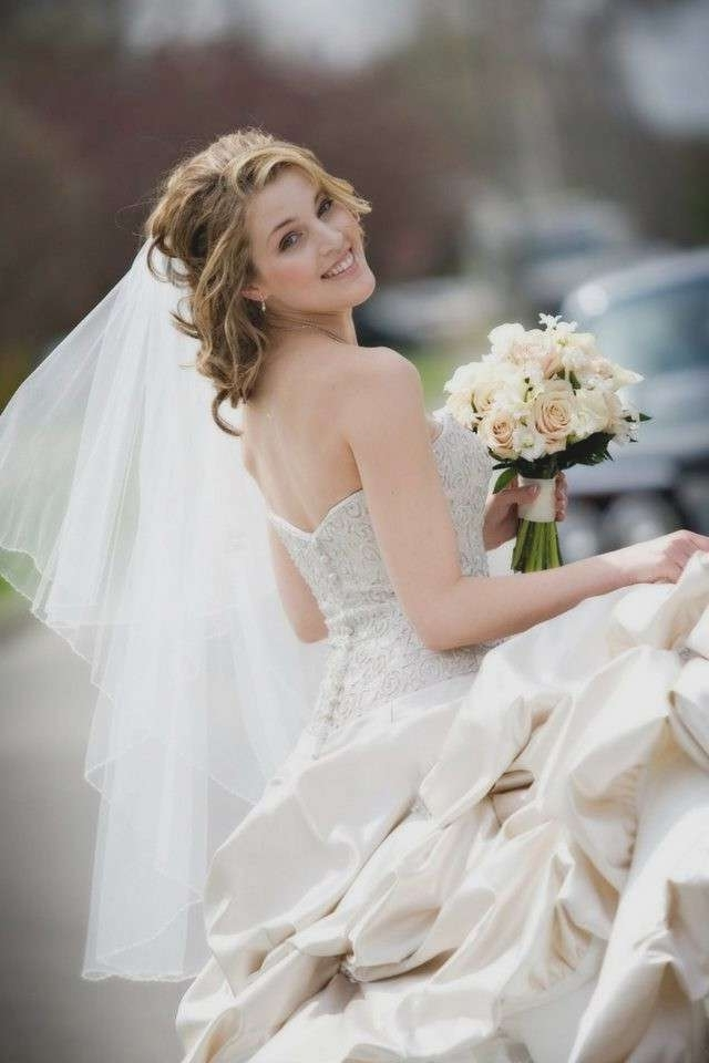 Wedding Hairstyles Updo With Veil Inspirational Wedding Hairstyle Intended For Updos Wedding Hairstyles With Veil (View 8 of 15)