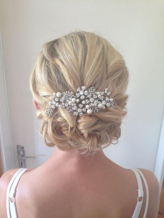 Wedding Hairstyles : Wedding Upstyles / Www.himisspuff (View 2 of 15)