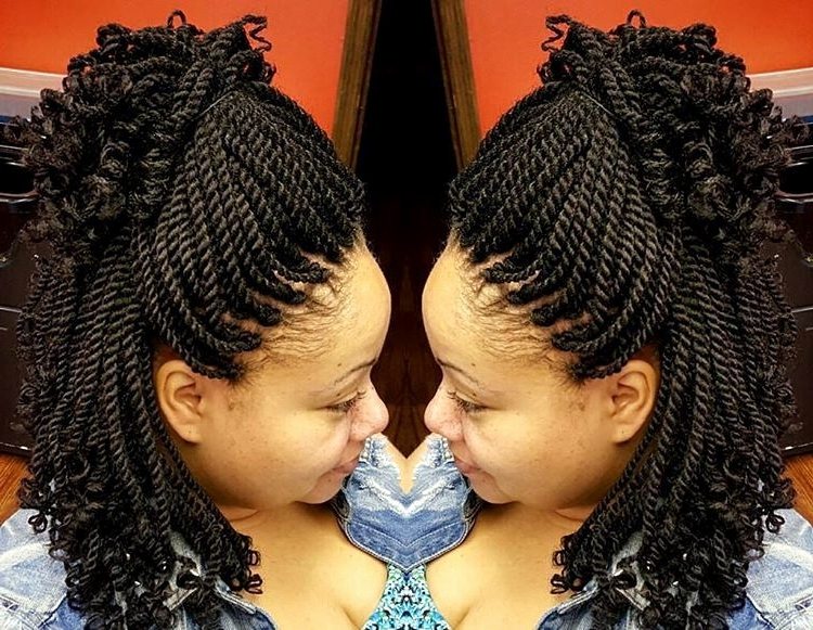 Wedding Hairstyles With Kinky Twist Awesome Resultado De Imagem Para Throughout Wedding Hairstyles With Kinky Twist (View 13 of 15)