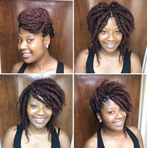 Featured Photo of Wedding Hairstyles With Kinky Twist