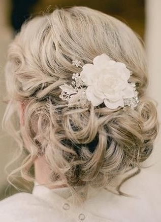Wedding Hairstyles Without Veil | Wedding Regarding Wedding Hairstyles Without Veil (View 4 of 15)