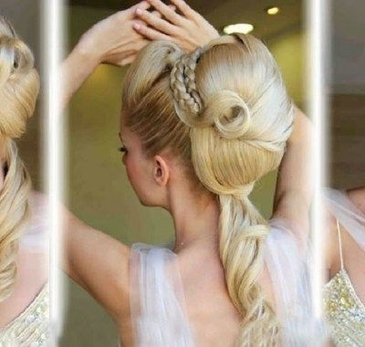Featured Photo of Wedding Hairstyles That You Can Do At Home