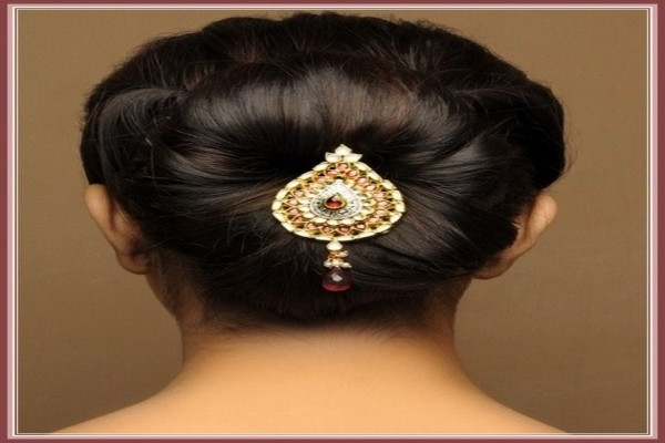 Wedding Hairstylesesther Kinder Best Of Indian Bridal Hairstyles Throughout Wedding Hairstyles By Estherkinder (View 14 of 15)