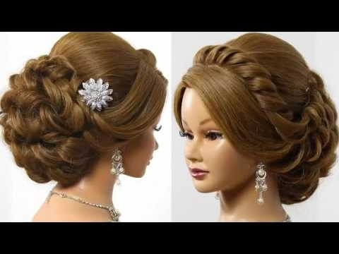 Wedding Hairstylesesther Kinder Luxury Best Indian Wedding Within Wedding Hairstyles By Estherkinder (View 9 of 15)