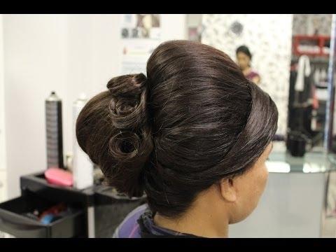 Wedding Hairstylesestherkinder – Hair Video Pertaining To Wedding Hairstyles By Estherkinder (View 3 of 15)