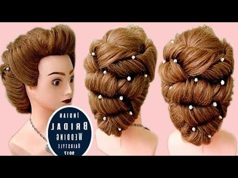 Wedding Hairstylesestherkinder Intended For Wedding Hairstyles By Estherkinder (View 12 of 15)