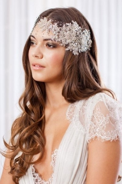 Wedding Long Hairstyle With Veil6 With Regard To Wedding Hairstyles For Long Hair And Veil (View 15 of 15)