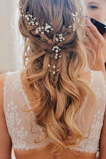 Wedding Online – Style – 24 Braids And Plaits To Consider For Your With Regard To Wedding Hairstyles With Plaits (View 4 of 15)
