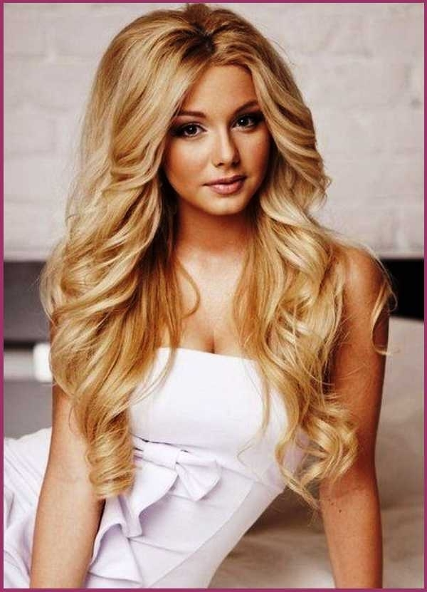 Wedding Party Hairstyles For Long Hair For Hairstyles For Long Hair For A Wedding Party (View 9 of 15)