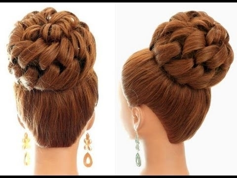 Wedding Prom Hairstyle For Long Hair (View 12 of 15)