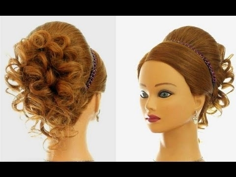 The Best Wedding Prom Hairstyles For Long Hair Tutorial