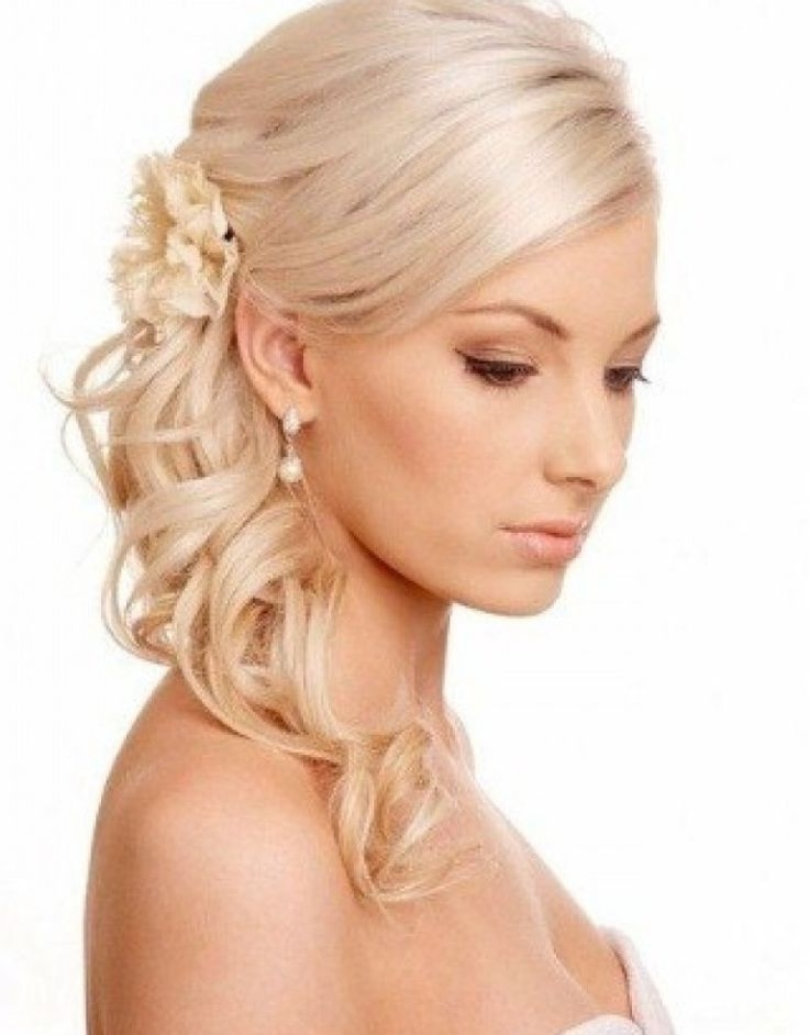 Wedding Styles For Thin Hair | Hair Color And Styles For Medium Regarding Wedding Hairstyles For Long And Thin Hair (View 5 of 15)