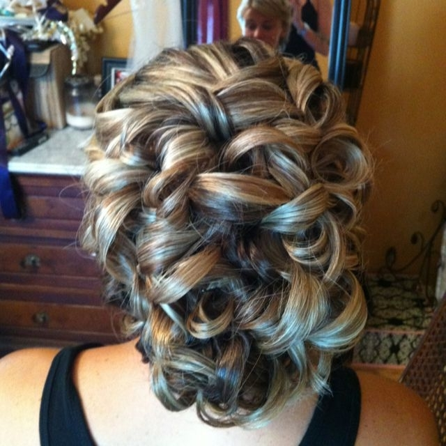 Wedding Updo Long Thick Hair | My Style | Pinterest | Wedding Updo With Regard To Wedding Updos For Long Thick Hair (View 3 of 15)