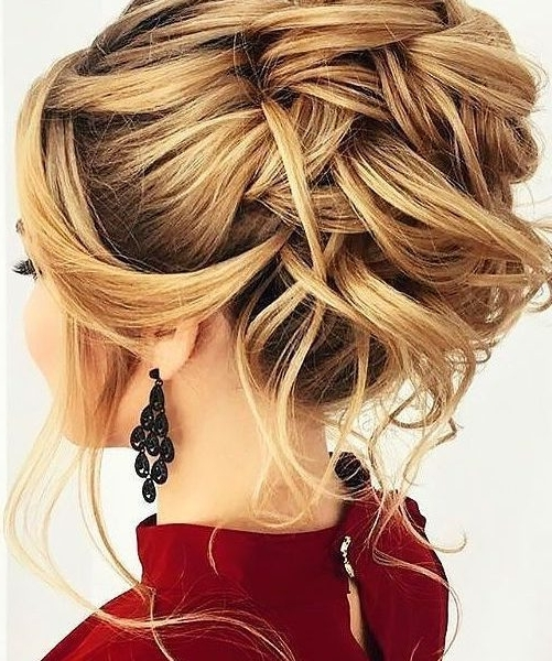 Wedding Updos For Long Hair Creative And Unique Wedding Hairstyle Within Creative And Elegant Wedding Hairstyles For Long Hair (View 11 of 15)